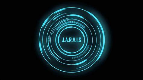 Jarvis Animated Wallpaper - j a r v i s