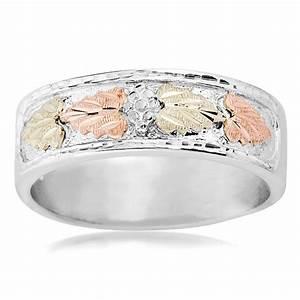 landstrom39sr black hills sterling silver men39s wedding With black hills wedding rings