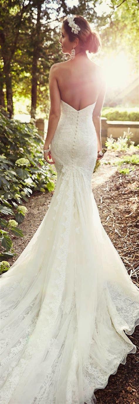 60 Perfect Low Back Wedding Dresses Deer Pearl Flowers