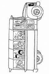 Coloring Bus Magic Schoolbus Pokemon Coloringhome Previus sketch template