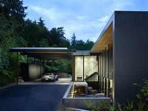 Modern Carport Design Ideas Exterior Modern With Roof Line