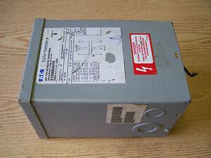 eaton cutler hammer dry type distrib transformer