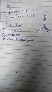 What Is The Structure Of So3