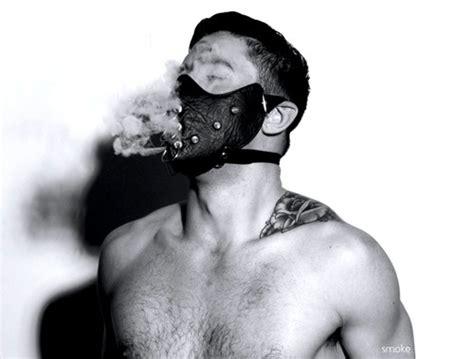 mask tattoo smoke smoking tattoos pinterest