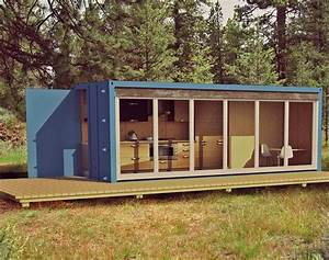 Would love to re purpose a shipping container to make an for All weather dog kennels