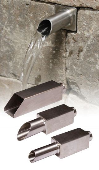 wall fountain spouts google search spoutsscupperweir outdoor wall fountains pool