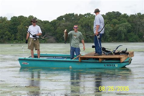 Bowfishing Boat Hulls by Bowfishing Boat Sort Of Huntingnet Forums