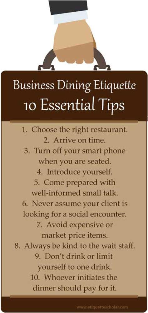 dining etiquette articles    web