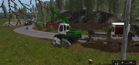 forklifts excavators farming simulator 2017 17 ls mods