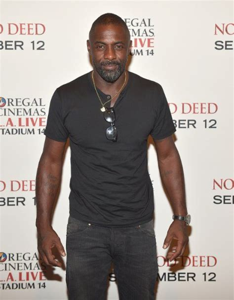 Idris Elba at event of Sin escrúpulos (2014) | Cinema ...