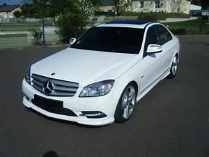 Mercedes Classe C Blanche : troc echange mercedes c 220 cdi amg sur france ~ Gottalentnigeria.com Avis de Voitures