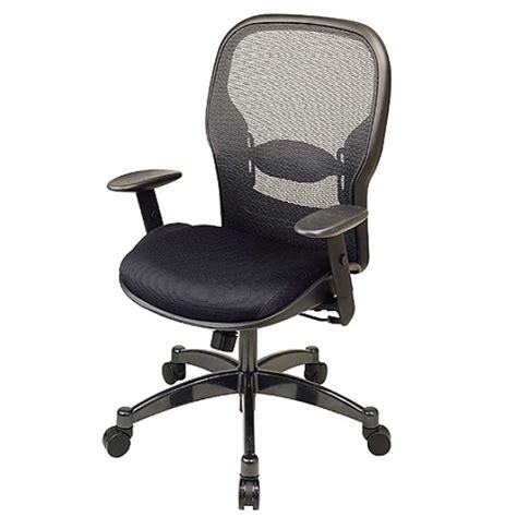 modern adjustable cheap desk chair in black cheap office