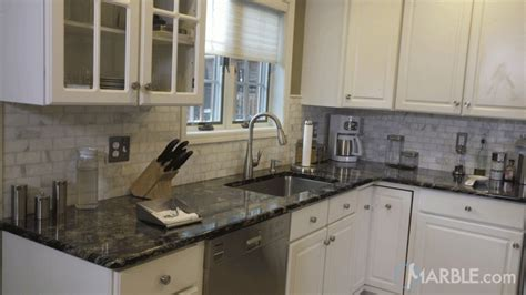 top  kitchen countertop choices  white cabinets
