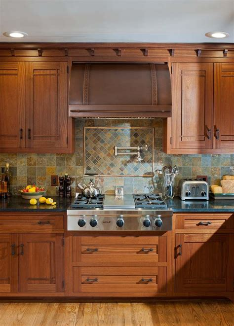 arts and crafts style kitchen cabinets 17 best images about craftsman style on arts 9043