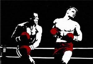 Rocky training vs. Ivan Drago training | still running