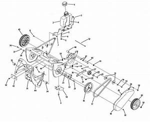 Craftsman Snowblower Parts Diagram