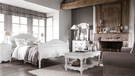 Interiors Meubles Decoration Canapes chambre style cagne romantique chaios com