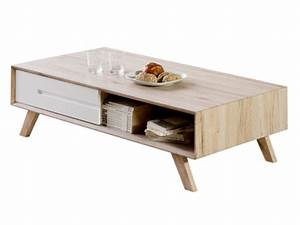 Table Basse Industrielle Avec Tiroir : table basse de salon que vous soyez plus design industriel ou campagne ~ Teatrodelosmanantiales.com Idées de Décoration