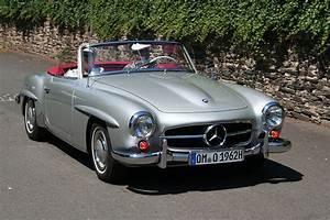 Sl Auto : mercedes benz 190 sl wikipedia ~ Gottalentnigeria.com Avis de Voitures
