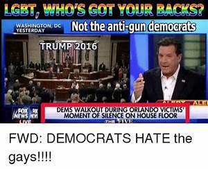 AGET WHO'S GOT YOUR BACKS? Not the Anti-Gun Democrats ...