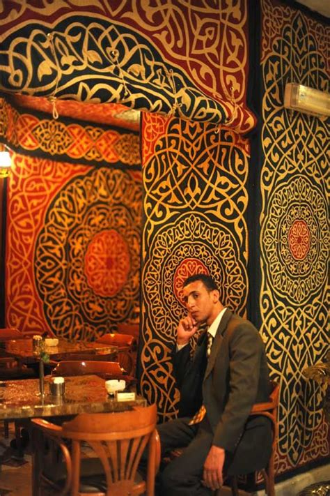 Cairo And A Tale Of The Naguib Mahfouz Coffee Shop