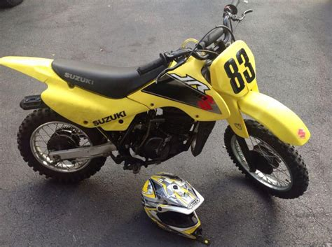 junior motocross bikes for sale 2001 suzuki jr 80cc dirt bike motorcycle for sale on 2040