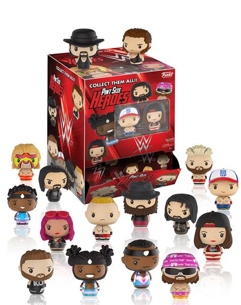 action figure insider 187 coming soon from funko wwe pint