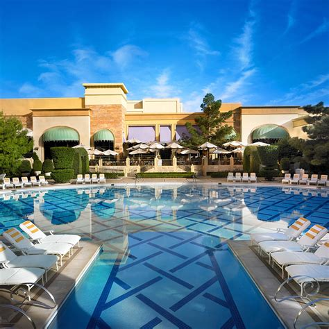 Best Pools In Las Vegas  Travel + Leisure
