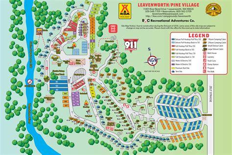 Leavenworth, Washington Campground  Leavenworth  Pine
