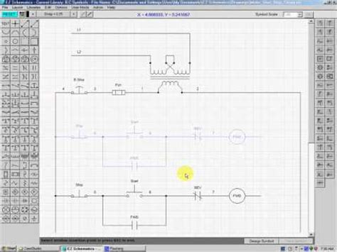 electrical cad software youtube