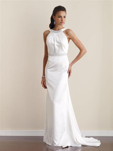 Simple Elegant Wedding Dresses Dresscab