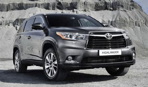 2019 Toyota Highlander Predictions  N1 Cars Reviews 2017 2018