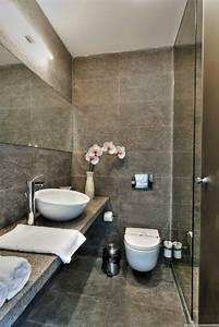 Décoration D Une Petite Salle De Bain : amenager une salle de bain de 5m2 11 decoration petite ~ Zukunftsfamilie.com Idées de Décoration