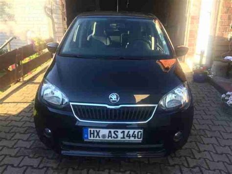 skoda citigo schwarz skoda citigo 2012 schwarz top gepflegt 4 tolle