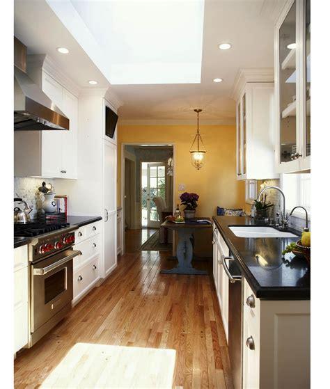 galley kitchen ideas the best galley kitchen designs for efficient small kitchen