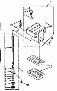 Kenmore 6651386580 Trash Compactor Parts