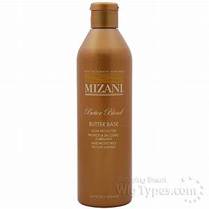 Mizani Butter Blend Butter Base Scalp Protector 16 9oz