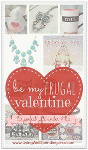 Be My Frugal Valentine 2013: 15 Fabulous Gifts Under $15 ...