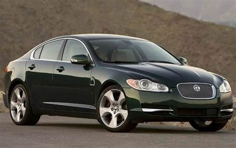 2009 Jaguar Xf Supercharged Gallery 301922