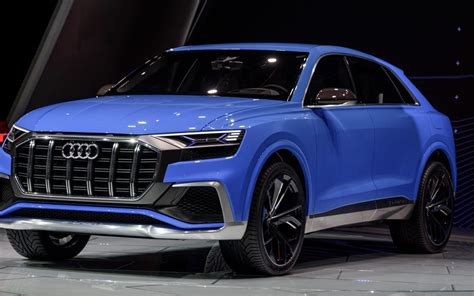 Audi Unveils New Plugin Electric Q8 Suv Ahead Of Fully