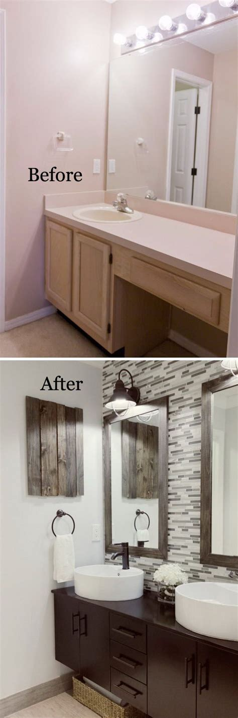 Small Bathroom Makeovers Cheap by 28 Best Budget Friendly Bathroom Makeover Ideas And