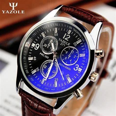 buy  listing yazole men  luxury brand watches quartz clock fashion