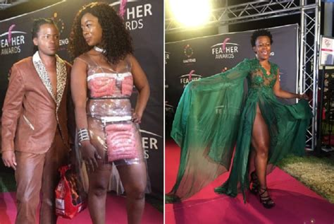Skolopad And Zodwa Wabantu Steal The 2017 Feather Awards