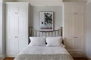 Bedroom furniture, wardrobes (bespoke, built in/fitted) in