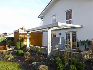 Befestigung überdachung An Sparren : terrassendach aus glas und aluminium glalum ~ Orissabook.com Haus und Dekorationen