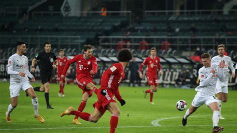 Currently, bayern münchen rank 1st, while borussia m'gladbach hold 7th position. Borussia - Bayern: niespodziewana porażka Bayernu, gol ...