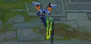 New Skins - Mecha Aatrox and Mecha Malphite -- League of ...