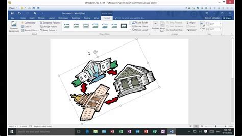 Where Is Clipart In Word How To Insert An Picture In Word 2016