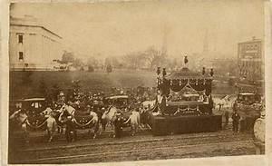 A very rare Carte de Visite capturing Abraham Lincoln's ...