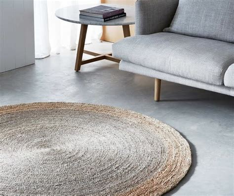 why you need a round rug the life creative